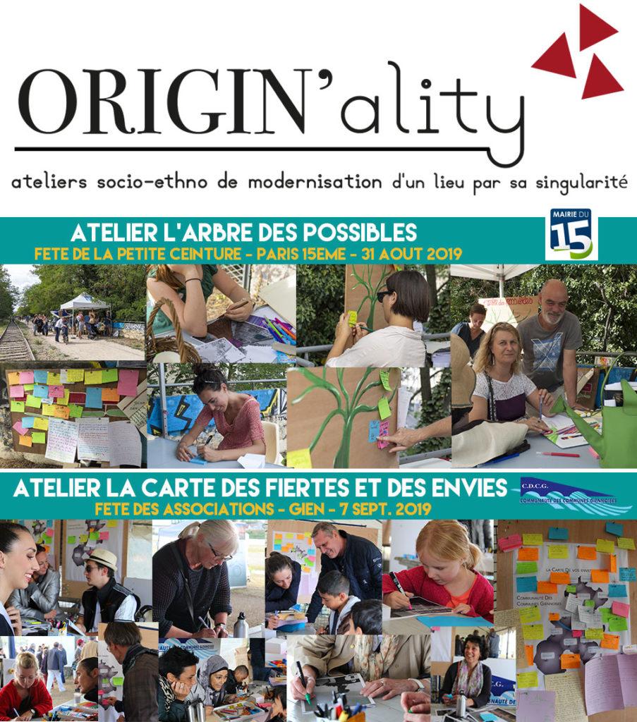 Smart by Design vous propose de concevoir et d'animer des ateliers socio-ethnologiques de participation citoyenne.