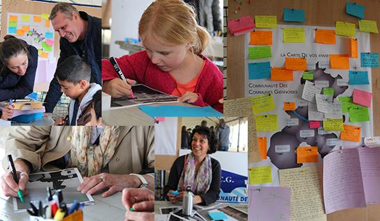 Atelier citoyen : Carte Numérique Fiertés & Envies
