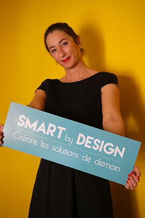 Marie Baudry fondatrice de Smart by Design