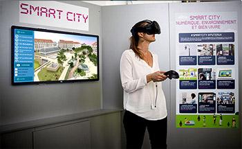 3D et visite en réalité virtuelle